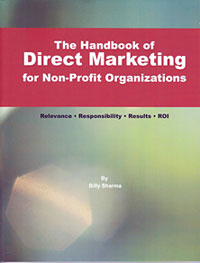 Handbook of Direct Marketing for Non-Profit Organizations